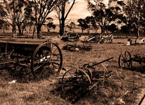 Machinery through the ages